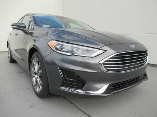 2019 Ford Fusion SEL 200A