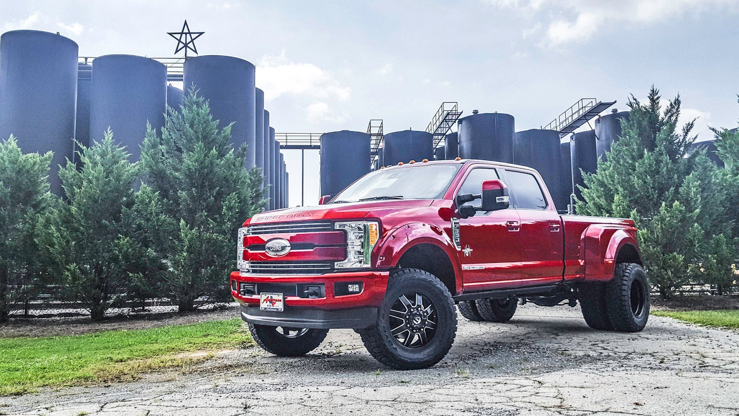 ford   sca drw black widow bayou ford  laplace laf