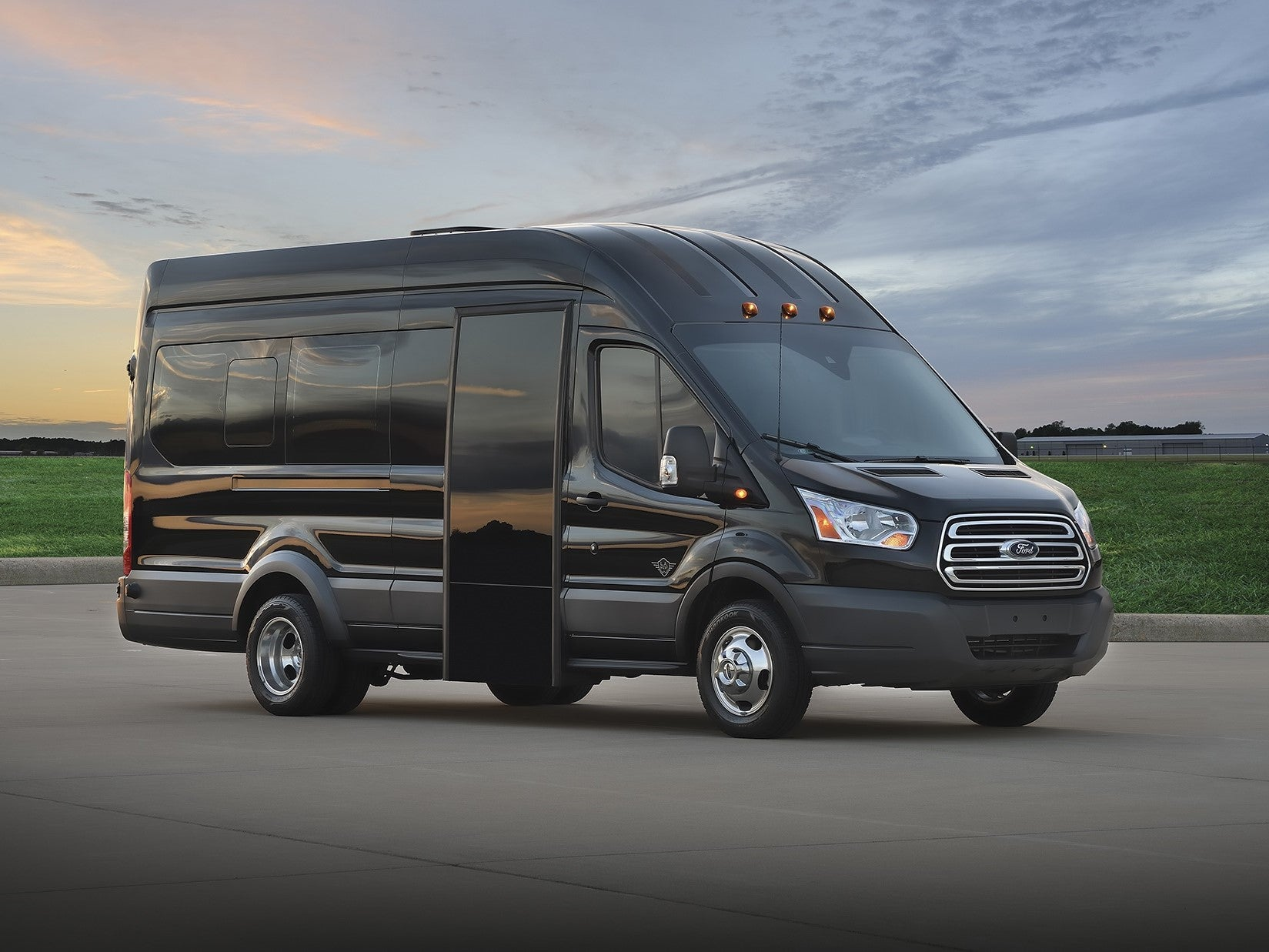 Ford Transit Rv >> 2019 Ford Transit 350